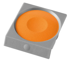 PELIKAN Deckfarbe Pro Color 735K/69 gelb Passend zu Deckfarbkasten 735 K12 und K24 sowie zu ProColor., indischgelb, Verpackung Klarsichtbox, Typ Zubehör, Zubehör Typ Deckfarbe, Mit Pinsel Nein, Mit Deckweiss Nein, Farbe(Filter) orange, Anza