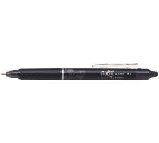 PILOT Frixion Clicker 0.7mm BLRT-FR7 schwarz,nachfüllbar, radierbar Mit einziehbarer Spitze , Klickindikator auf dem Schaft , Tinte ist ausradierbar , mit Radiergummi am Schaftende der sich nicht abnützt und keine Radier-Rückständ