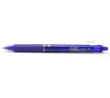 PILOT Frixion Clicker 0.7mm BLRT-FR7 d.blau, nachfüllbar, radierbar Mit einziehbarer Spitze , Klickindikator auf dem Schaft , Tinte ist ausradierbar , mit Radiergummi am Schaftende der sich nicht abnützt und keine Radier-Rückständ