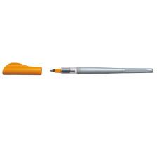 PILOT Parallel Pen M 2,4mm FP3-24-SS orange 2 parallel geführte Edelstahlplättchen regulieren präzise den Tintenfluss, Linien und Konturen werden gestochen scharf, durch die Verwendung von zwei oder mehreren Pens mit verschiedenen Tint
