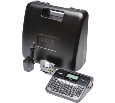PTOUCH Gerät inkl. Koffer PT-D450VP und Adapter