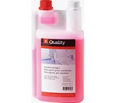 QUALITY Sanitärreiniger 1lt 815629 Konzentrat