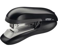 RAPID Bürohefter F30 Flat Clinch 23256500 schwarz 30 Blatt Flach-Hefter , aus hochglänzendem ABS-Kunststoff und -Gummi , für geschlossene Heftung , Einschubtiefe 55 mm , Klammern 24/6 und 26/6 , bis 30 Blatt 80 g/m²., Zubehör