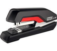 RAPID Heftapparat Supreme Omnipress 5000541 schwarz/rot, S27 HS 30 Blatt