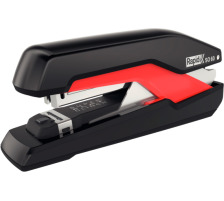 RAPID Heftapparat Supreme Omnipress 5000553 schwarz/rot, SO60FS 60 Blatt