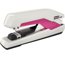 RAPID Heftapparat Supreme Omnipress 5000554 weiss/pink, SO60FS 60 Blatt