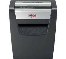REXEL Aktenvernichter X312, P-3 2104572EU Partikelschnitt,schwarz 5x42mm