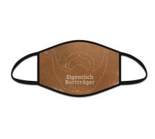 ROOST Mund-Nasen-Maske 9774 Eigentlich Bartträger