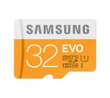 SAMSUNG Micro-SDHC Card Evo 32GB MB-MP32GA with Adapter Class 10 95MB/s