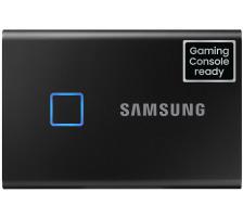 SAMSUNG SSD Portable T5 2TB MU-PA2T0B USB 3.1 Gen. 2 black
