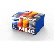 SAMSUNG Toner Rainbow Kit CMYBK CLT-P404C SL-C430/480 1000/1500 S.
