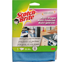 SCOTCH-BR Mikrofasertuch W810 farbig ass.