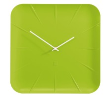 SIGEL Wanduhr artetempus Inu WU143 grün 35x35x4.5cm