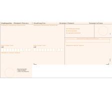 SIMPLEX Einzahlungsschein ESR A4 38212 orange, 90g 100 Stück