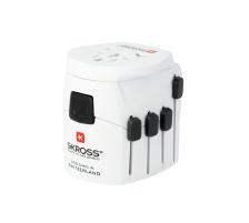 SKROSS World Adapter PRO-World 1.103175 3-Pol 6.3A
