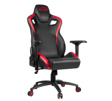SPEEDLINK TAGOS XL Gaming Chair SL660004B black/red, high-grade PU