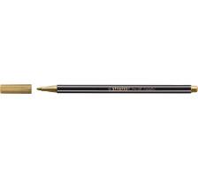 STABILO Fasermaler Pen 68 1mm 68/810 metallic gold