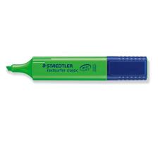 STAEDTLER Textsurfer 364-5 grün Mit grossem Tintenspeicher für extra lange Markierleistung, lichtbeständige Pigmenttinte, für Papier, Fax und Durchschreibesätze, schnelltrocknend, INKJET SAFE damit die Farben auf den InkJet-A