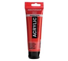 TALENS Acrylfarbe Amsterdam 120ml 17093962 naph.rot m.
