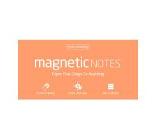 TESLA AM. Magnetic Notes L 200x100mm 114 peachy 100 Blatt