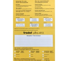 TRODAT TP114993