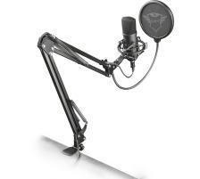 TRUST GXT 252+ Emita Microphone 22400 black