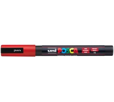 UNI-BALL PC-3M RED