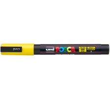 UNI-BALL PC3M gelb