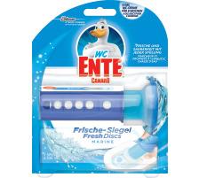 WC-ENTE Fresh Discs 973530 blue ocean