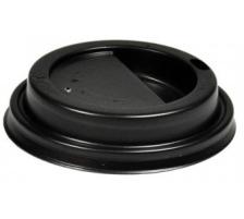 WEBSTAR Deckel zu Kaffeebecher 25582 schwarz, PS, 3 & 4dl 100 Stück