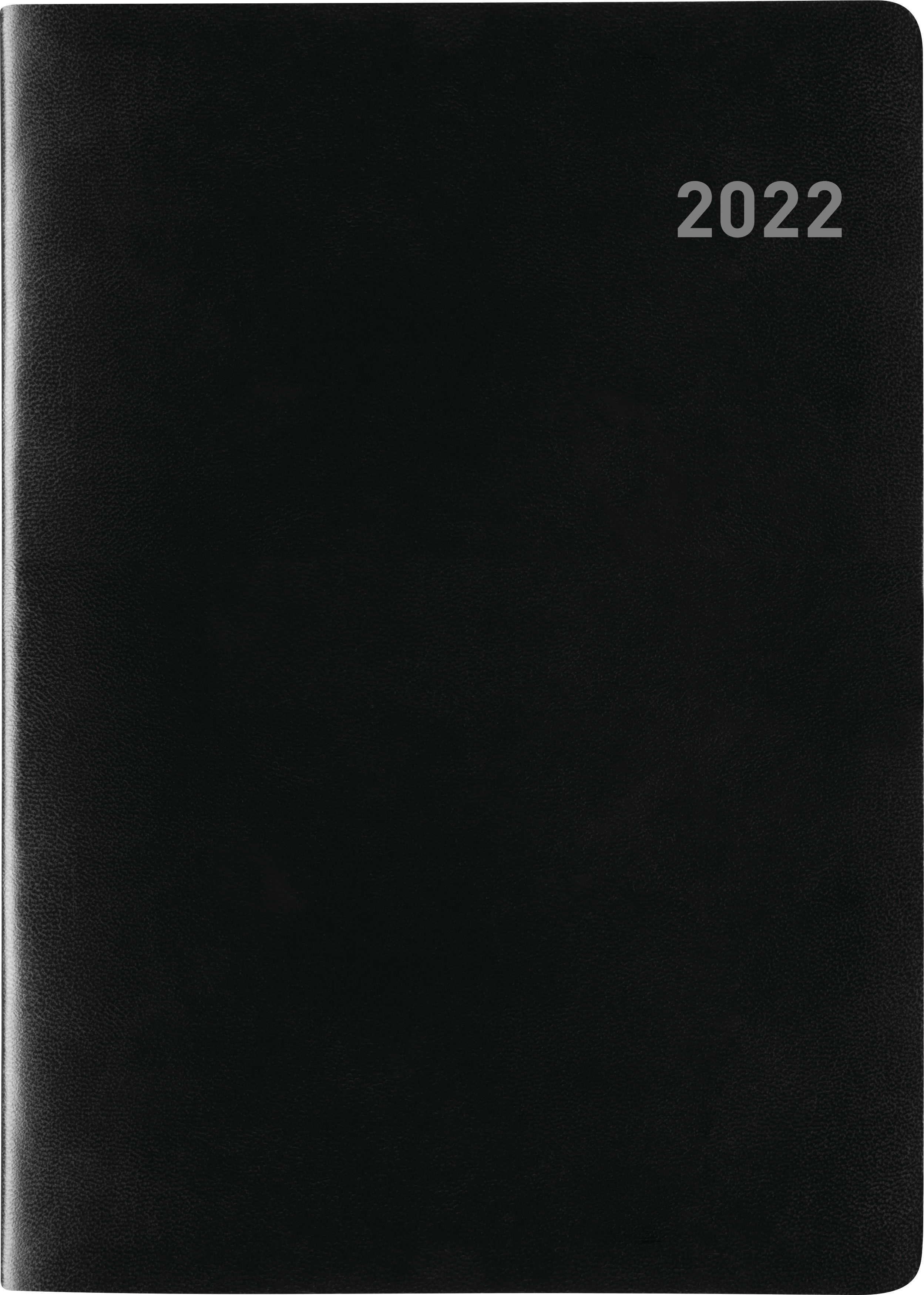 BIELLA GA Square 2022 0807530.020022 17x24cm 1M/2S schwarz