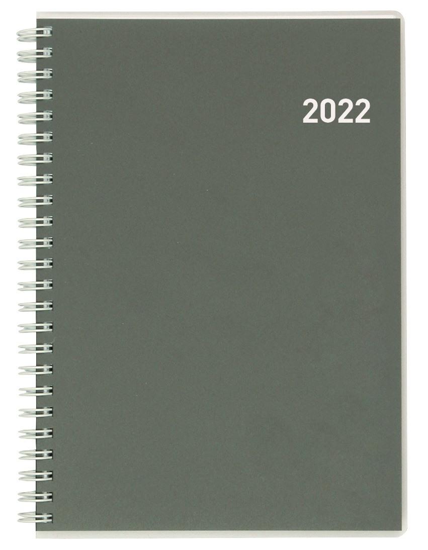 BIELLA Dispo Term 2022 3½ T/S Cylar 0808535.000022 d/f/i/e 14,5x20,5cm Wire-O