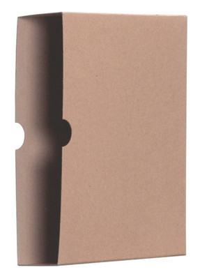 BIELLA Futteral Archiv Ordner 7cm 140400.00 braun