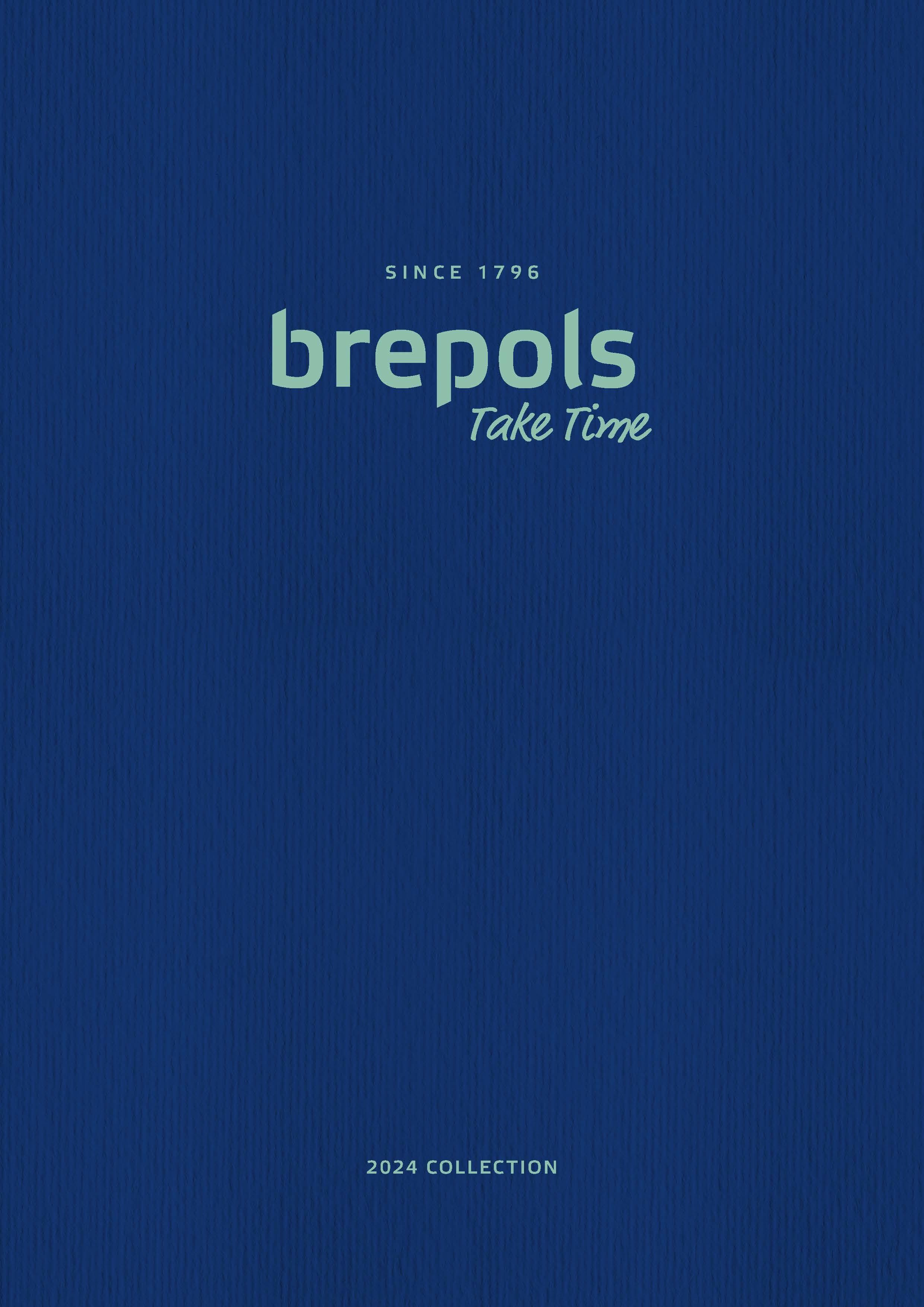 BREPOLS Catalog Agenda/Calendar 26.3.0145 2022 EN