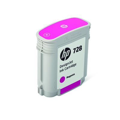HP F9J62A Tinte magenta
