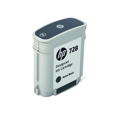 HP F9J64A Tinte matte black