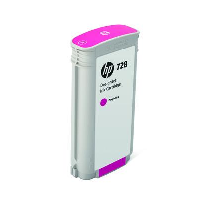 HP F9J66A Tinte magenta