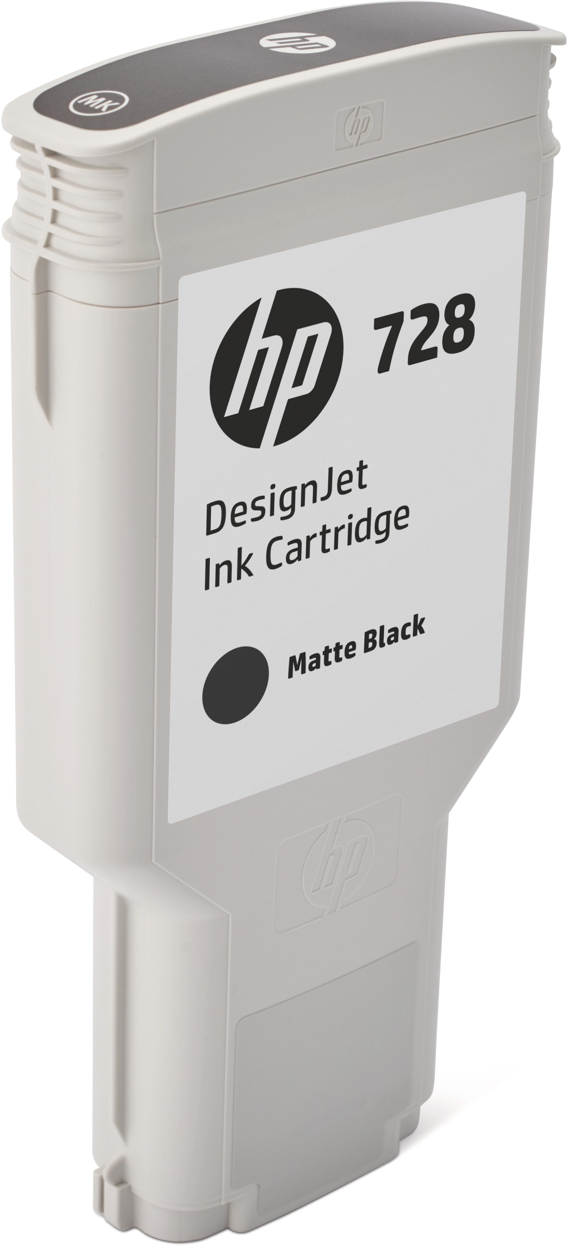 HP F9J68A Tinte matte black