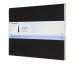 MOLESKINE Wasserfarbblock SC 19x25cm 603241 Aquarell, schwarz, 20 Seiten