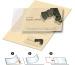 3L Visitenkartentaschen 60x95mm 10106 PP, selbstklebend 10 Stück