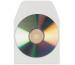 3L CD/DVD-Tasche 127x127mm 6832-100 selbstklebend 100 Stück