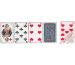 AGMÜLLER Jasskarten Piquet Opti 57x89mm 1002638 36 Karten