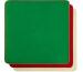 AGMÜLLER Jassteppich 3A014301O 60x60cm rot