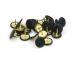 ALCO Reissnägel 9,5mm 151-11 schwarz 100 Stück
