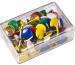 ALCO Reissnägel SUN Plastik 9,5mm 151-13 gelb 100 Stück
