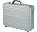 ALUMAXX Laptop-Attachékoffer MERCATO 45188 Aluminium silber