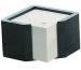 ARLAC Zettelbox Memorion 257.01 schwarz 10x10cm