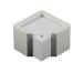 ARLAC Zettelbox Memorion 257.14 weiss 10x10cm