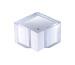 ARLAC Zettelbox Memorion 257.29 transparent 10x10cm