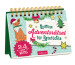 ARS EDITI Adventskalender 17x14.5cm 845826721 Knifflige Adventsrätsel